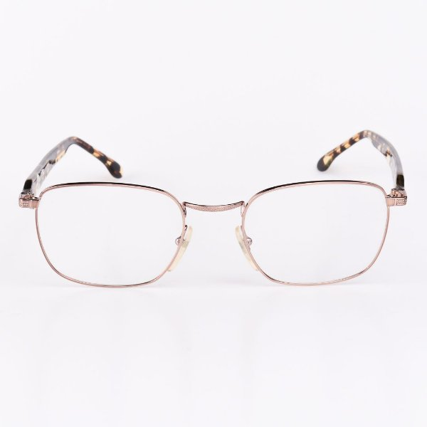 Óculos Receituário Robert La Roche Dourado com Animal Print Translúcido -  RROCRCA94