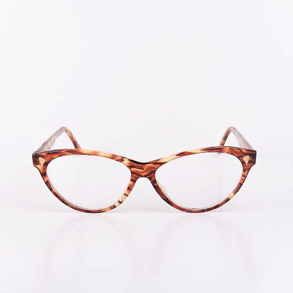Óculos Receituário Robert La Roche Mesclado Translúcido - RROCRJASPER