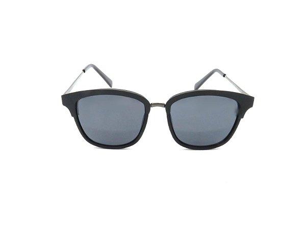 Óculos de Sol Prorider Preto Fosco com Grafite e Lente Fumê - DO71024C1