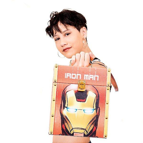 Porta Treco Homem de Ferro 20x14cm - Marvel