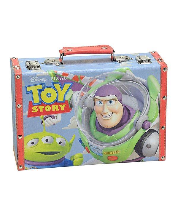 Maleta Azul Toy Story 30x10cm - Disney