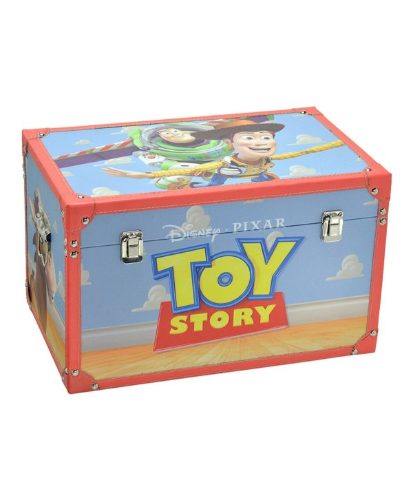 Baú Azul Toy Story 60cm - Disney
