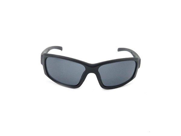 Óculos de Sol Prorider Preto Fosco com Lente Fumê - LL3086C2