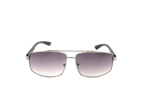 Óculos de Sol Prorider Prata com Preto Fosco - HT3594C5