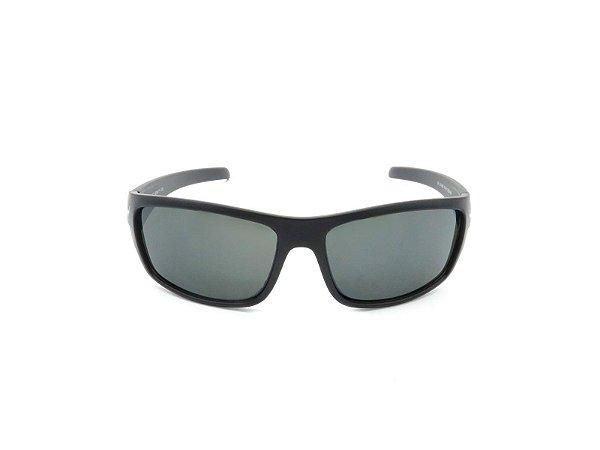 Óculos de Sol Prorider Preto Fosco com Lente Fumê - LL3078C2