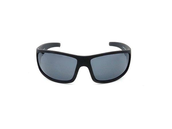 Óculos de Sol Prorider Preto Fosco com Lente Fumê - LL3089C3