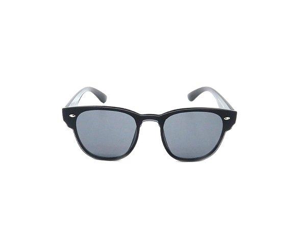 Óculos de Sol Prorider Preto com Lente Fumê - LM9299C5