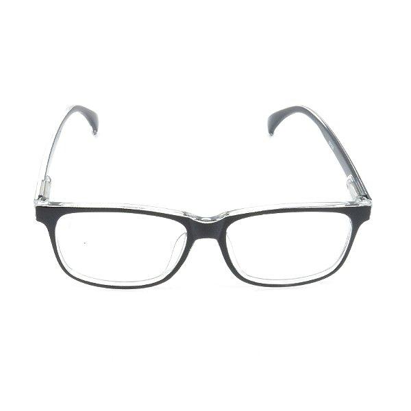Óculos Receituário Prorider Quadrado Preto - gp008