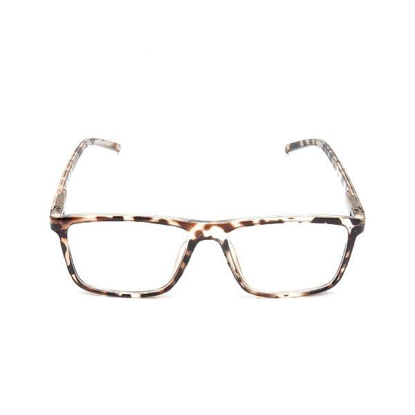 Óculos Receituário Prorider Quadrado Animal Print - gp022