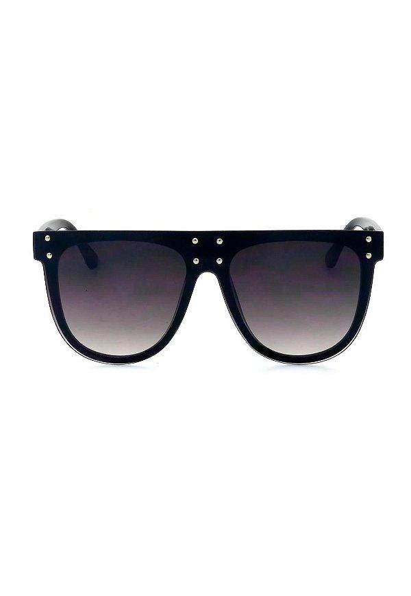 Óculos de Sol Prorider Arredondado Preto - YD1813C1
