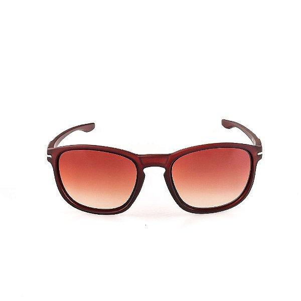Óculos Solar Voor Vert Marrom Fosco - VVOCSGP216