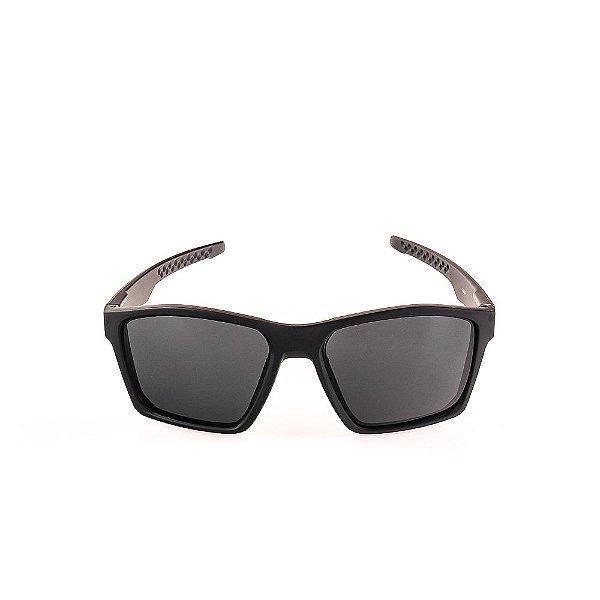 Óculos Solar Voor Vert Preto Fosco - VVOCS20683