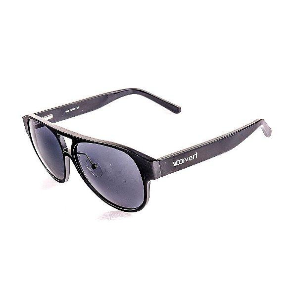 Óculos de Sol Voor Vert Preto - VVOCSML2122