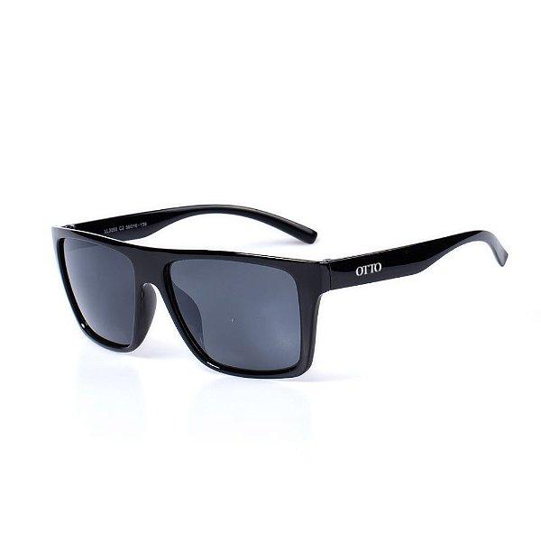 Óculos de Sol OTTO - Preto Quadrado