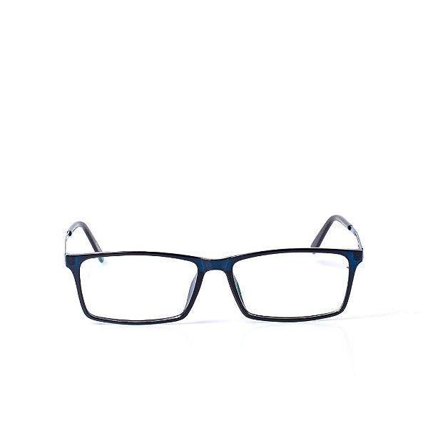 Óculos Receituário Otto - Azul escuro