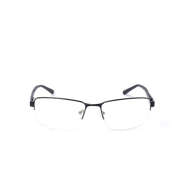 Óculos Receituário Otto - Preto Fosco