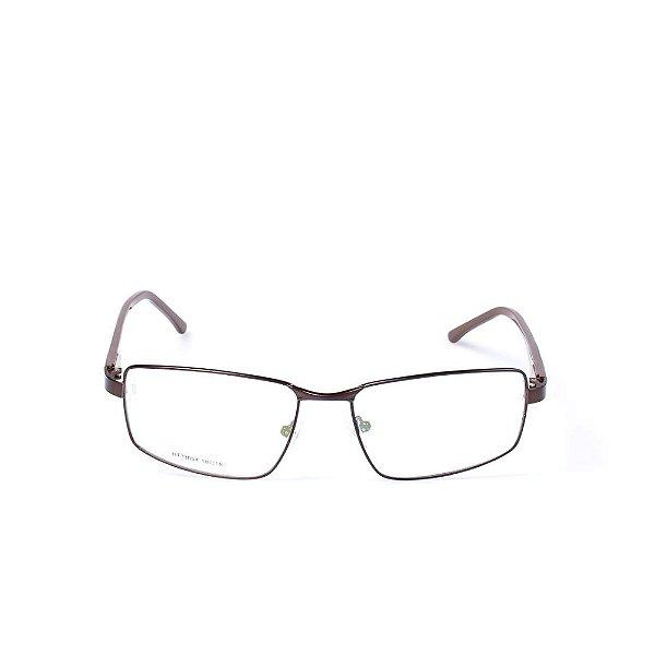 Óculos Receituário Otto - Marrom com Preto