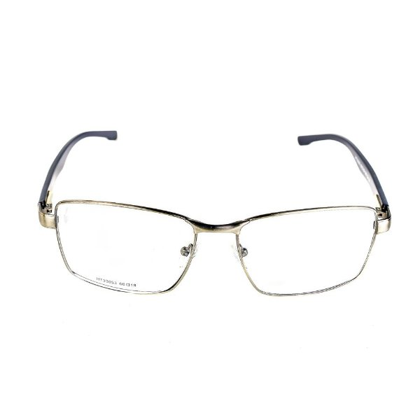 Óculos Receituário Titania Prata e Azul