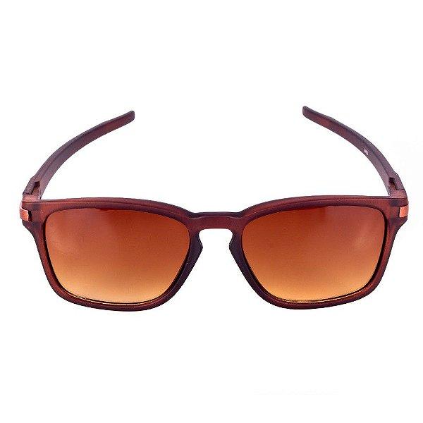 Óculos de Sol Conbelive Marrom Fosco