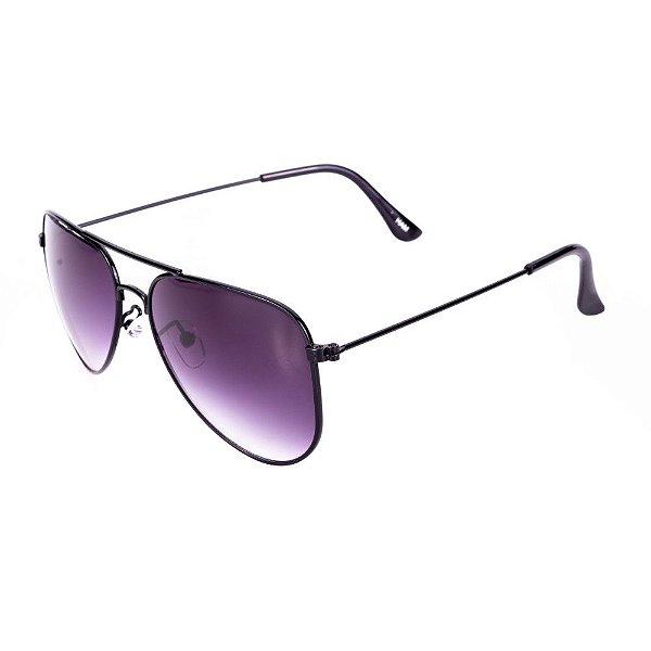 Óculos de Sol Conbelive Aviador Preto