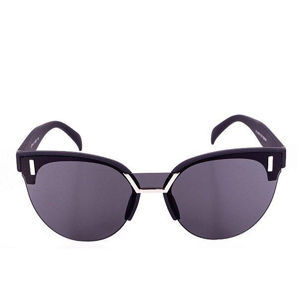 Óculos de Sol Conbelive Gatinho Preto Fosco