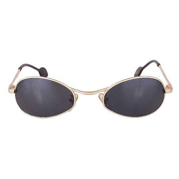 Óculos de Sol Retro Prorider Dourado Fosco - 942199