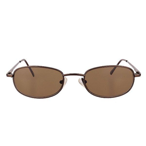 Óculos de Sol Retro Prorider Marrom - A2548