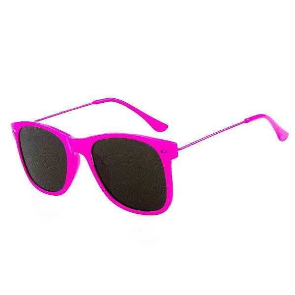 Óculos De Sol Infantil Eva Solo Pink