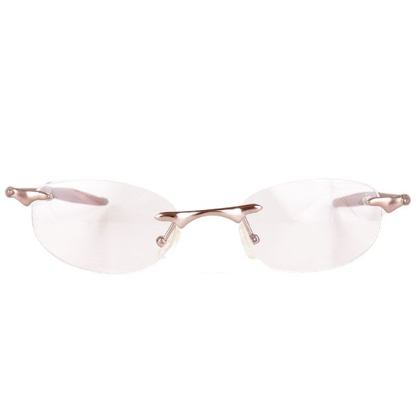Óculos de Grau Retro Prorider Dourado Fosco - SNUJ