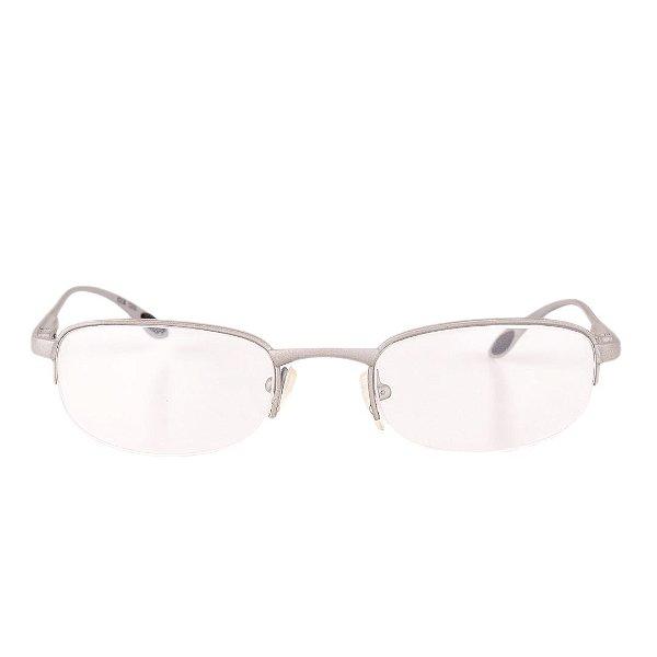 Óculos de Grau Retro Prorider Prata Fosco - KOOBI