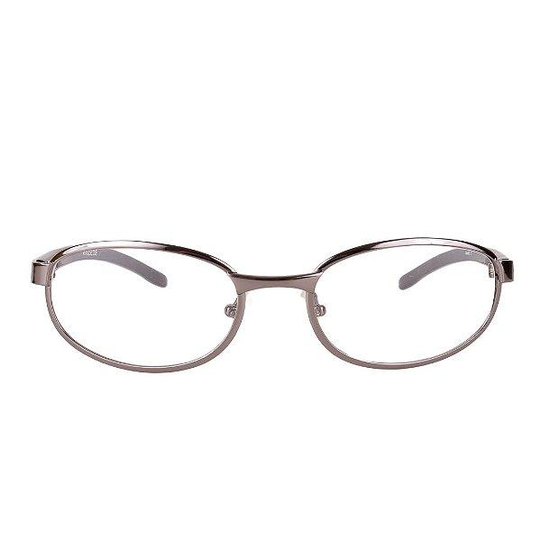 Óculos de Grau Retro Prorider Grafite com Preto - ROCKSLIDE