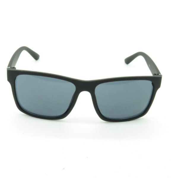 Óculos de Sol Prorider Preto Fosco com Prata - 25248-4