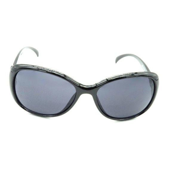 Óculos de Sol Prorider Preto com Lente Fumê - A&M07020-1
