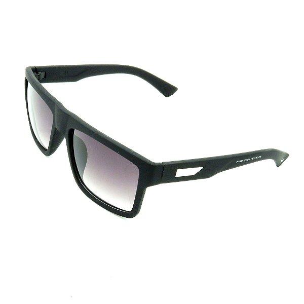 Óculos de Sol Prorider Preto Fosco com Lente Degrade - HJ05