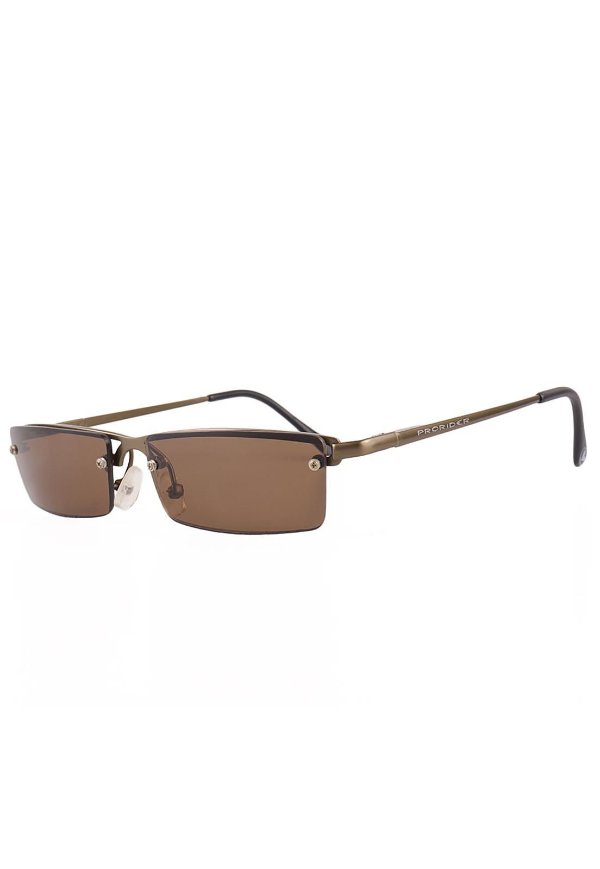 Óculos de Sol Prorider Retro Dourado Fosco - JULIS