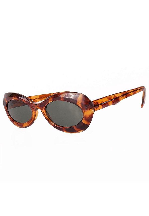 Óculos de Sol Prorider Retro Animal Print - LÊUCADE