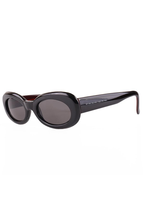 Óculos de Sol Prorider Retro Preto e Marrom - MP602