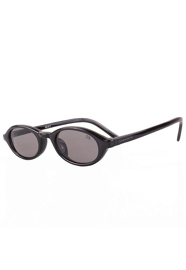 Óculos de Sol Redondinho Prorider Retro Preto