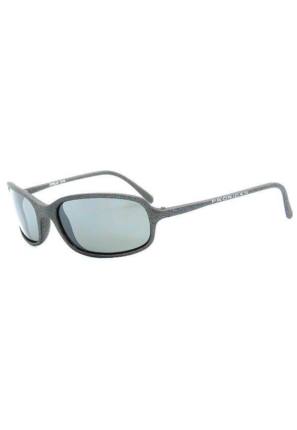 Óculos de Sol Retro Prorider Grafite Escuro Brilhante - 521