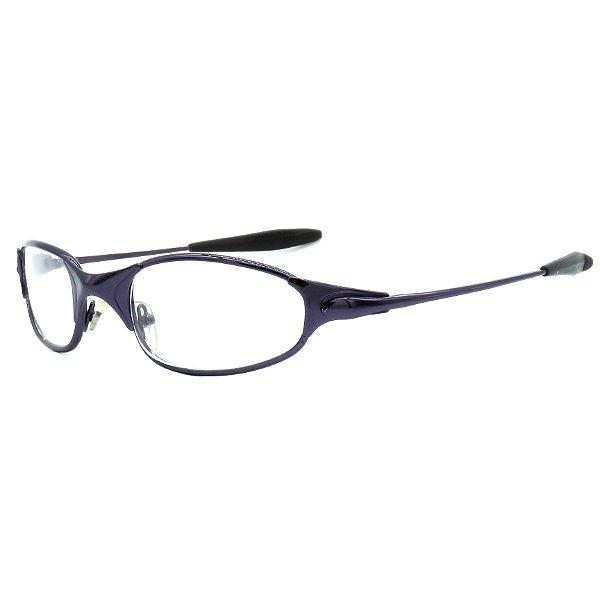 Óculos Receituário Retro Prorider Roxo Escuro - A2101