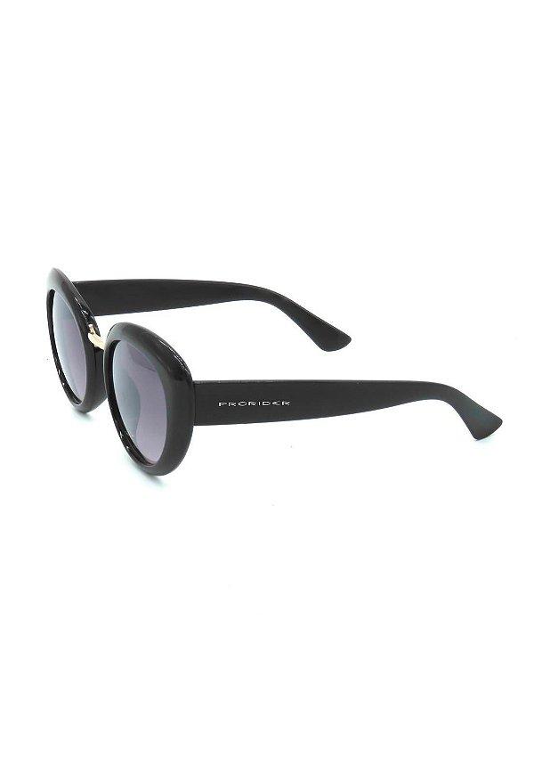 Óculos De Sol Prorider Preto e Dourado - 950