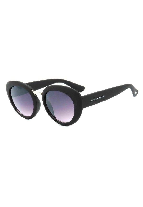 Óculos De Sol Prorider Preto e Dourado - 950-1