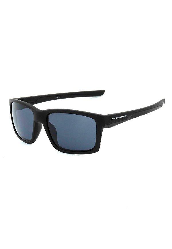 Óculos De Sol Prorider Preto Fosco - 19705