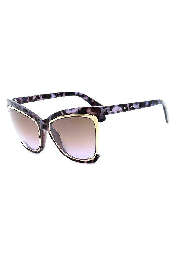 Óculos de Sol Prorider Animal Print Translúcido - B88-1300