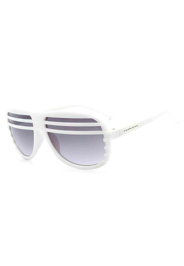 Óculos de Sol Prorider Branco Detalhado - TX001