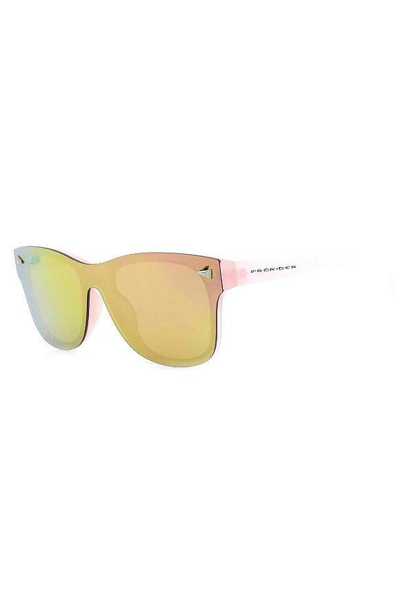 Óculos de Sol Prorider Rosa Claro Translúcido - 025476C3
