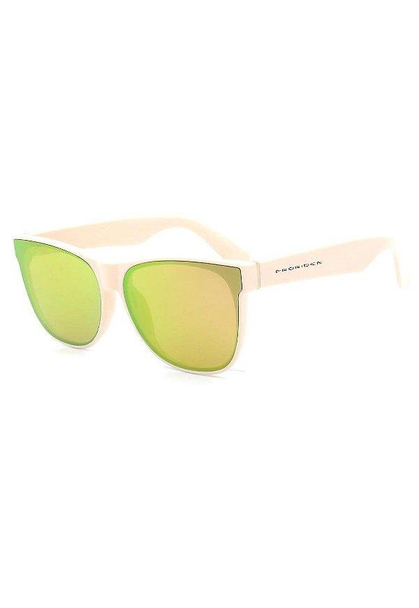 Óculos de Sol Prorider Rosa Claro e Dourado - B88-1364-1