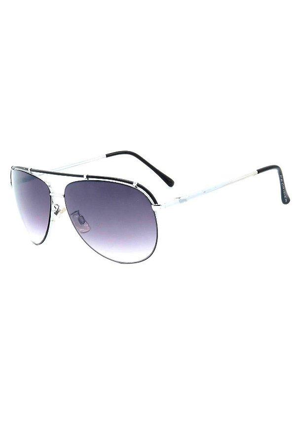 Óculos de Sol Prorider Dourado e Preto com Lente Degrade - B88-67