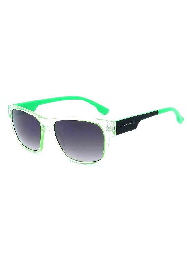 Óculos de Sol Prorider Verde e Translúcido - BJ3082-1F3