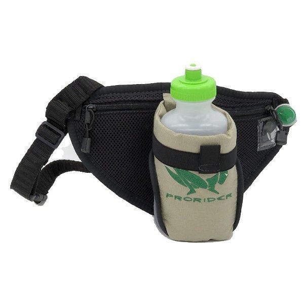 Bolsa Hidratadora preta e Bege - 200903015